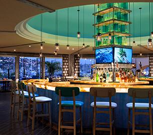 Bar at Kona Kai Club
